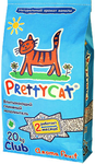 Наполнитель Pretty Cat Aroma Fruit с део-кристаллами